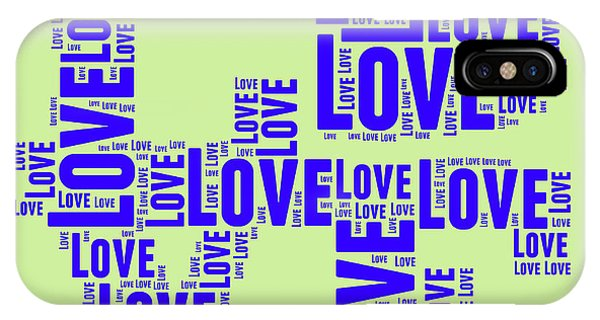 Tribute iPhone Case - Pop Love 5 by Delphimages Photo Creations