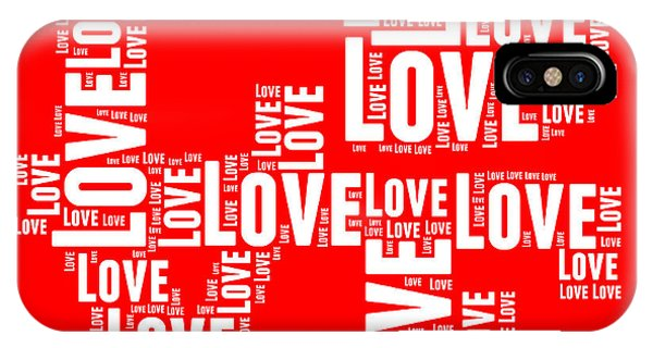 Tribute iPhone Case - Pop Love 6 by Delphimages Photo Creations