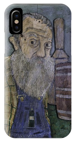Popcorn Sutton - Heaven's Bootlegger IPhone Case