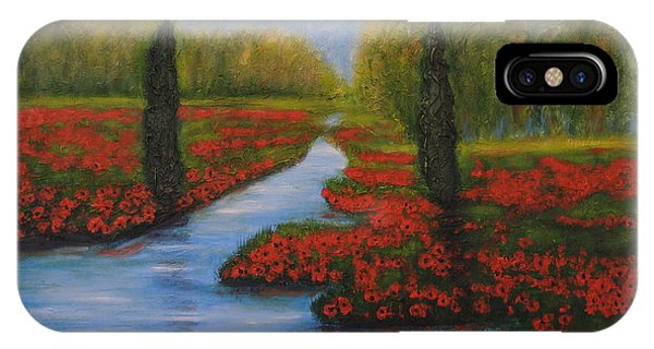 Poppies Guards IPhone Case