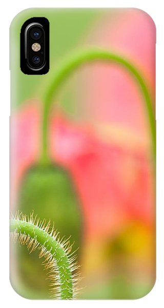 Poppy Arches IPhone Case