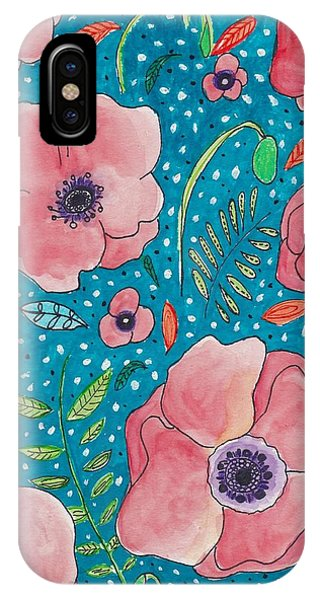 Poppy Dream IPhone Case