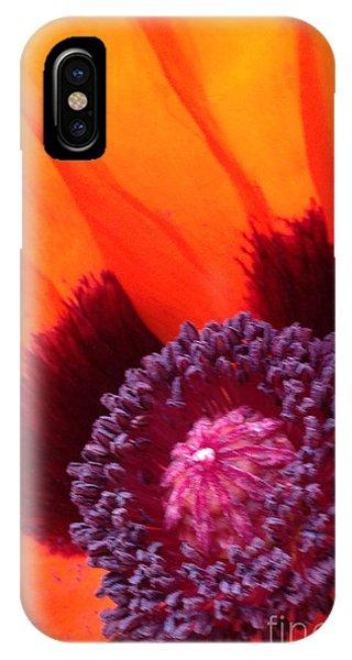 Poppy IPhone Case
