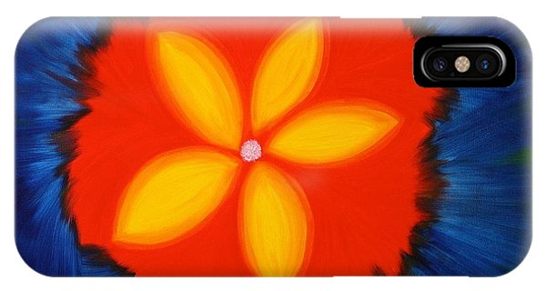 Poppy Place IPhone Case