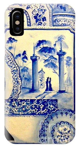 Porcelain 3 Phone Case by Jose Luis Reyes