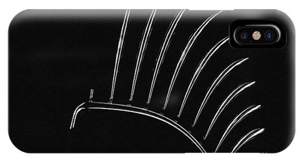 Simple iPhone Case - Porcupine by Bob RL Evans