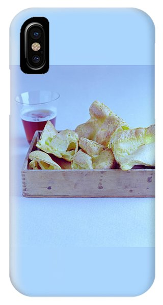 Pork Rinds With A Pint IPhone Case