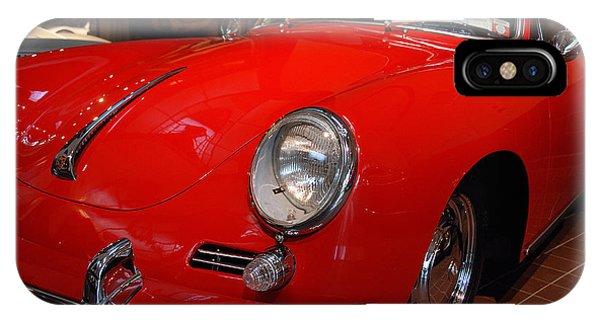 Porsche 356 C Coupe 1964 IPhone Case