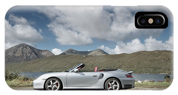 Porsche 911 - 996 Turbo IPhone Case