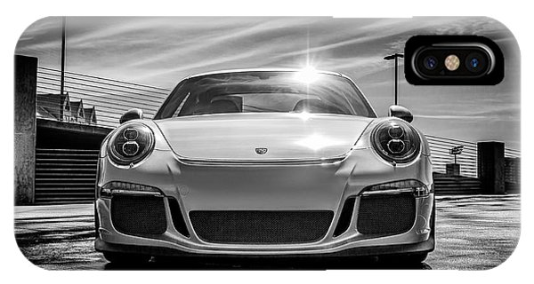 Porsche 911 Gt3 IPhone Case