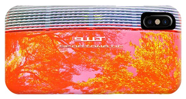 Porsche 911t Reflections IPhone Case