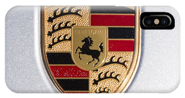 Porsche Emblem 911 IPhone Case
