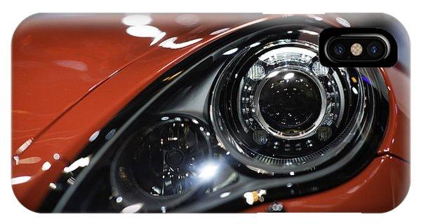 Porsche Panamera Gts IPhone Case