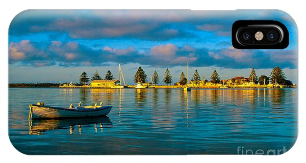 Port Albert Bay IPhone Case