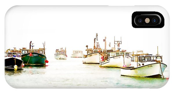 Port Bound  Chatham Cape Cod Photo Art IPhone Case