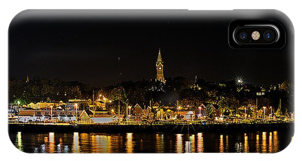 Port Lights IPhone Case