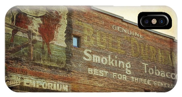 Port Townsend iPhone Case - Port Townsend Mural by Joan Carroll