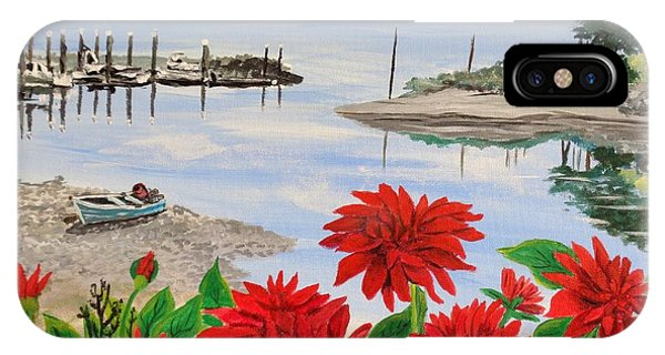 Port Townsend iPhone Case - Port Townsend Seaside by Sharon  Woods