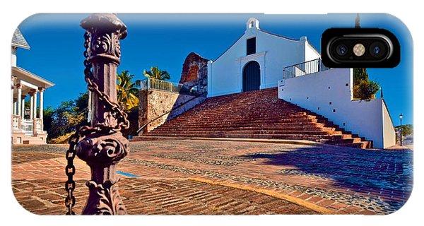 Porta Coeli Church IPhone Case