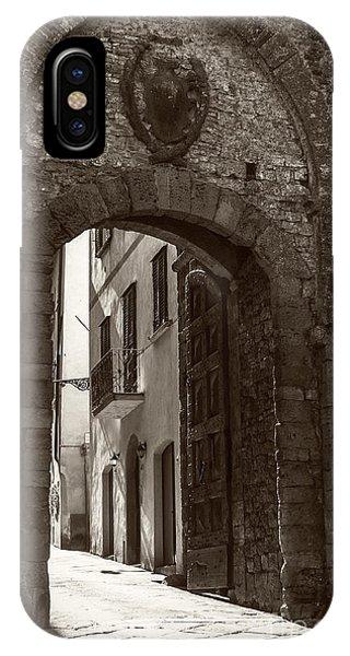 Porta Florentina IPhone Case