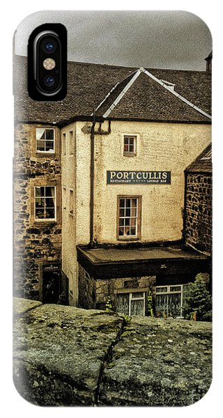 The Portcullis IPhone Case