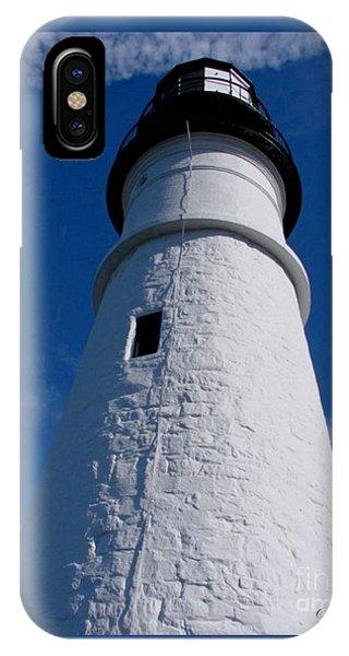 Portland Head IPhone Case