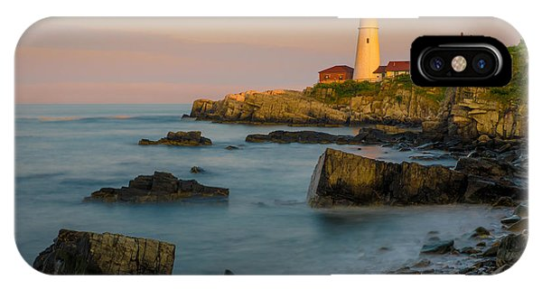 Portland Head Lighthouse IPhone Case