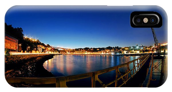 Porto By Night. IPhone Case