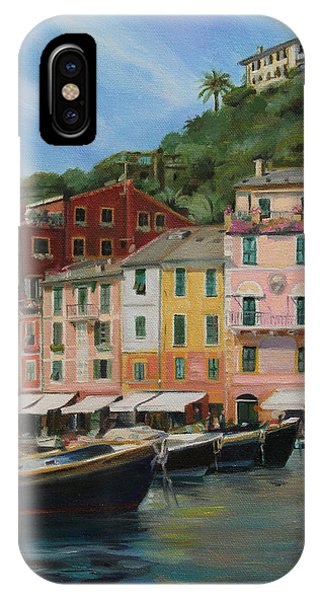 Portofino Summer IPhone Case