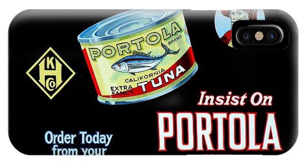 Portola  IPhone Case