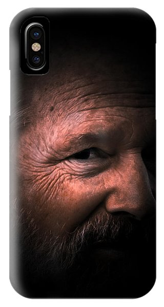 Portrait #1 IPhone Case