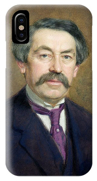 Prime Minister iPhone Case - Portrait Of Aristide Briand 1862-1932 1916 Pastel On Paper by Marcel Andre Baschet