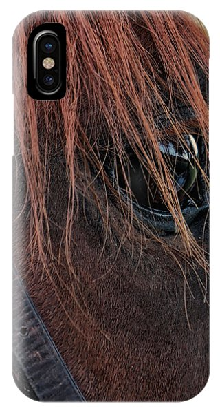 Portrait Of Jane Phone Case by Susan Desmore
