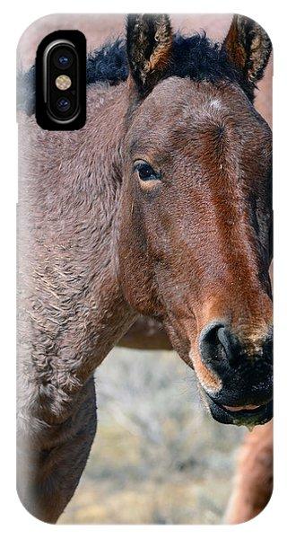 Portrait Pose IPhone Case