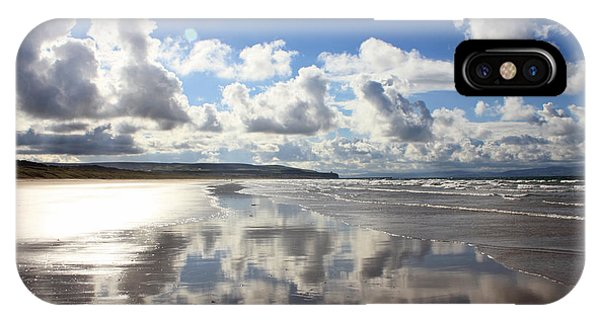 Portstewart Strand 4 IPhone Case