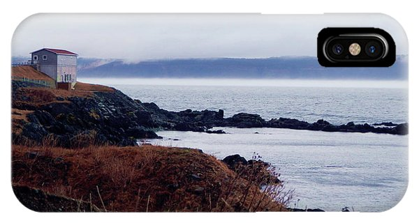 Portugal Cove IPhone Case