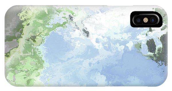 Poseidon Enosichthon IPhone Case
