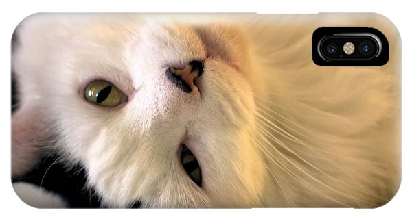 Posing IPhone Case