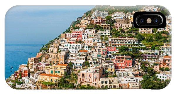 Positano City IPhone Case