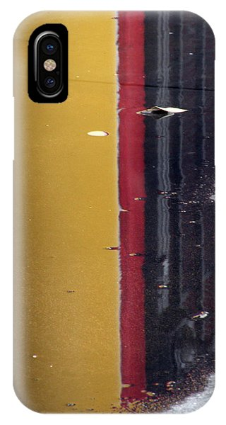Post Reflectivism IPhone Case