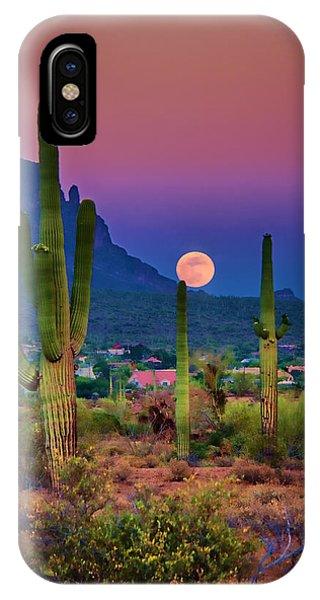 Postcard Perfect Arizona IPhone Case