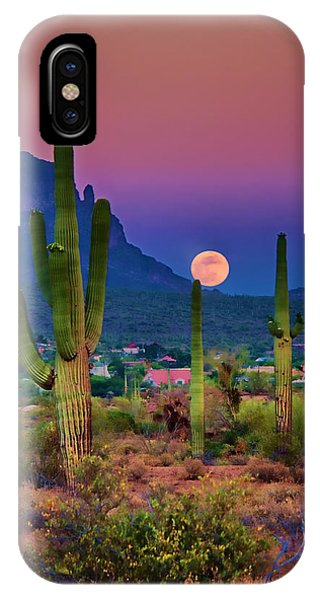 Postcard Perfect Arizona IPhone Case