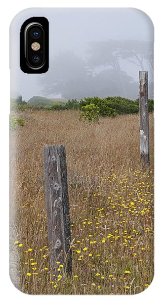 Posts Along The Way IPhone Case