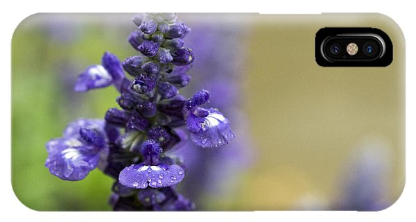 Potent Purple IPhone Case