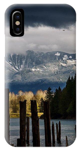 Potential - Landscape Photography IPhone Case