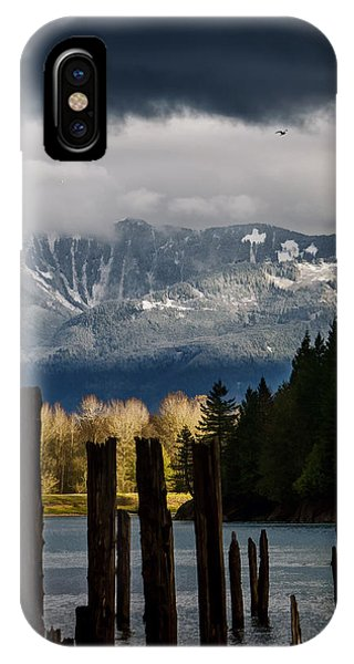 Potential - Landscape Photography IPhone Case