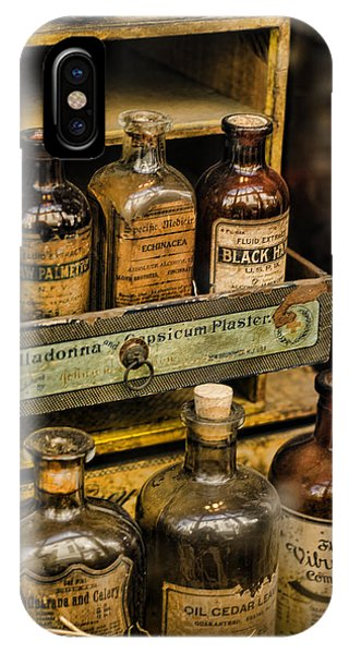 Potions And Cure Alls IPhone Case