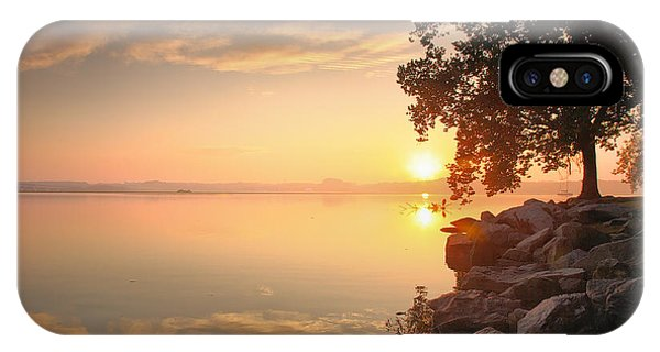Potomac Sunrise II IPhone Case