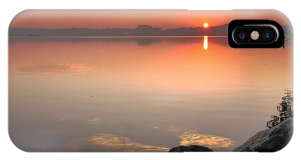 Potomac Sunrise IPhone Case