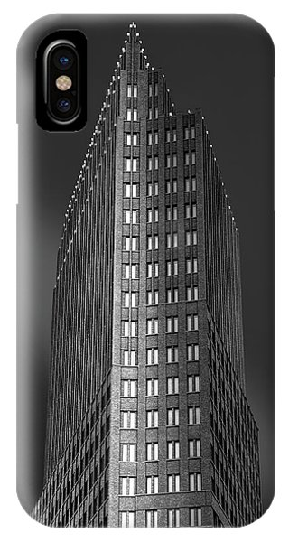 Germany iPhone Case - Potsdamer Platz 11 by Dragos Ioneanu